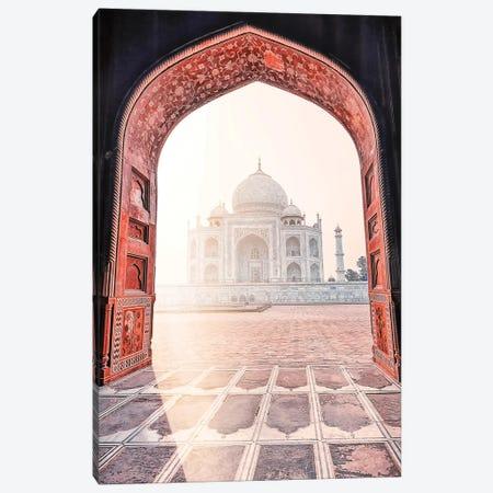 Morning Light Canvas Print #EMN30} by Manjik Pictures Art Print