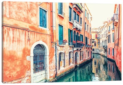 Secret Venice Canvas Art Print