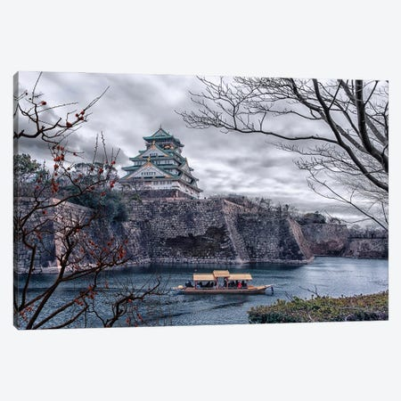 Osaka Canvas Print #EMN384} by Manjik Pictures Canvas Wall Art