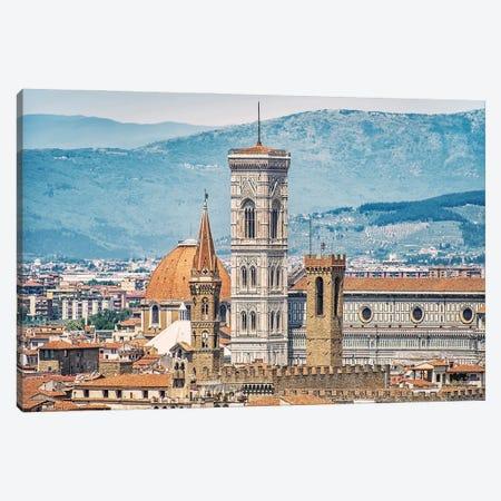 Firenze Canvas Print #EMN38} by Manjik Pictures Art Print