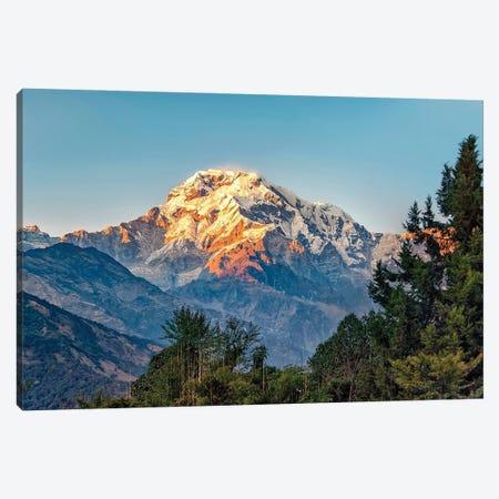 Annapurna Canvas Print #EMN4} by Manjik Pictures Canvas Art Print