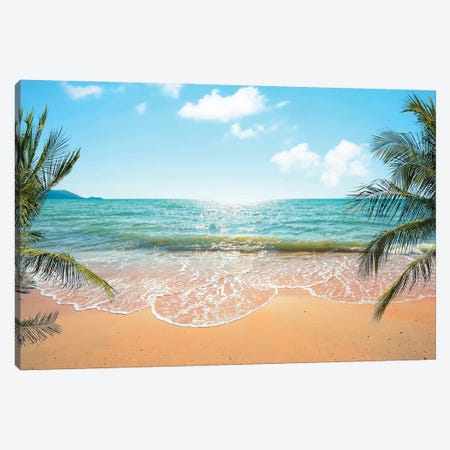 Holiday Canvas Print #EMN510} by Manjik Pictures Canvas Wall Art