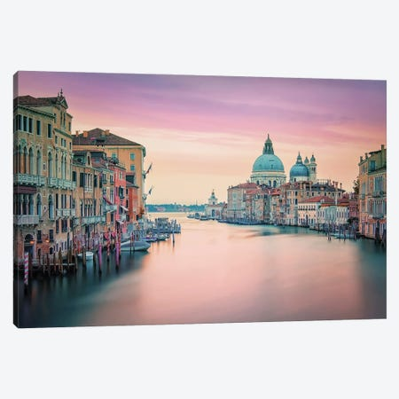 Stunning Venice Canvas Print #EMN527} by Manjik Pictures Canvas Wall Art