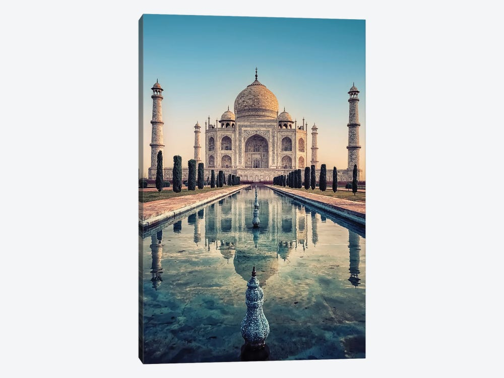 Indian Beauty by Manjik Pictures 1-piece Art Print