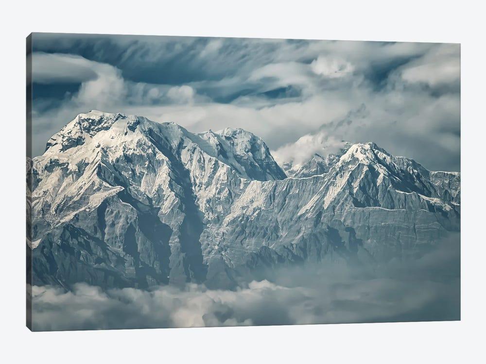 Annapurna Mountain Range by Manjik Pictures 1-piece Canvas Art