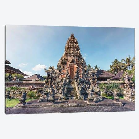 Bali Temple Canvas Print #EMN568} by Manjik Pictures Canvas Print