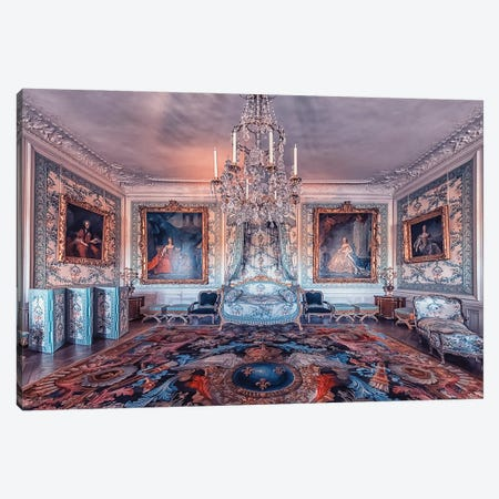 Into The Versailles Palace Canvas Print #EMN56} by Manjik Pictures Canvas Artwork