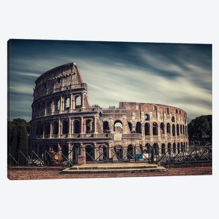Colosseum Canvas Print #EMN575} by Manjik Pictures Canvas Print