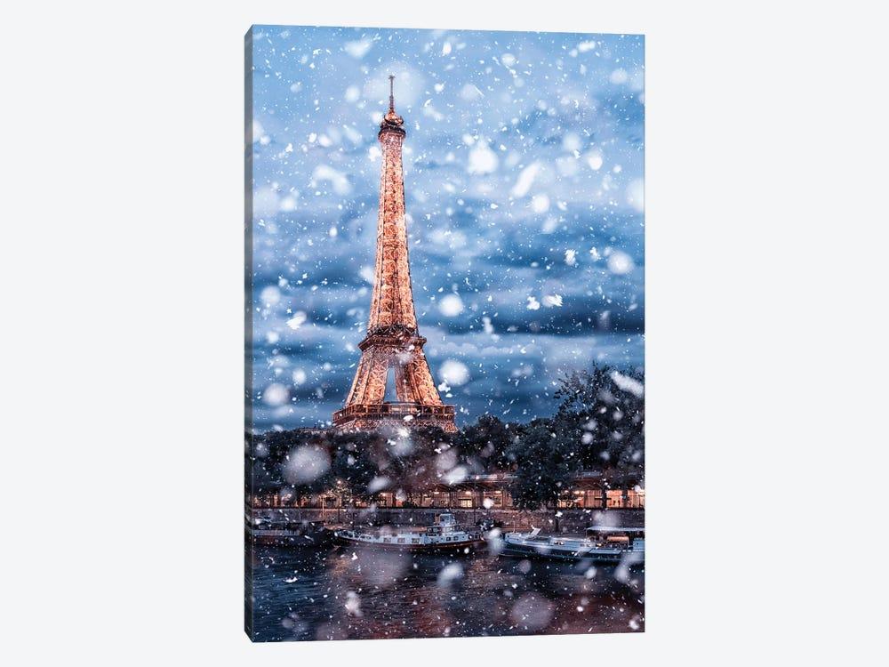 Last Snow by Manjik Pictures 1-piece Canvas Art Print