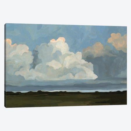 Cloudscape I Canvas Print #EMS100} by Emma Scarvey Canvas Art Print