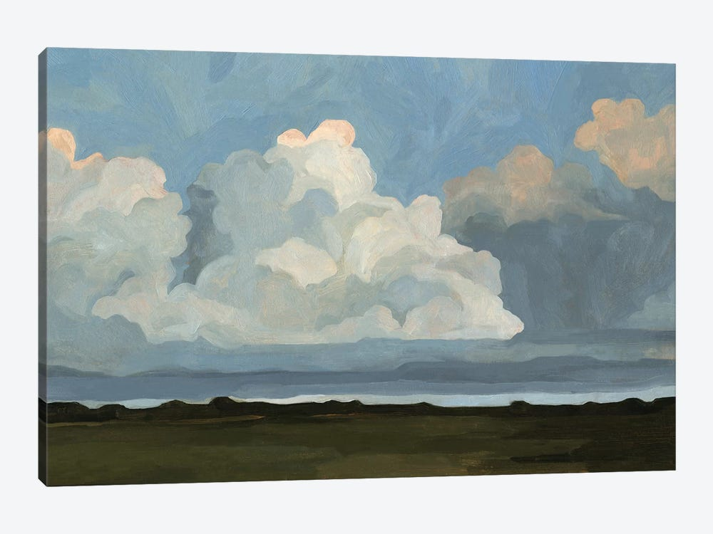 Cloudscape I by Emma Scarvey 1-piece Canvas Print