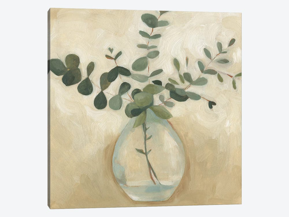 Greenery Still Life III by Emma Scarvey 1-piece Canvas Art