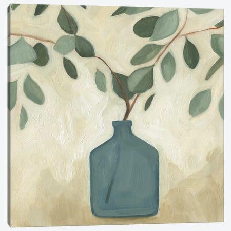 Greenery Still Life IV Canvas Print #EMS115} by Emma Scarvey Art Print