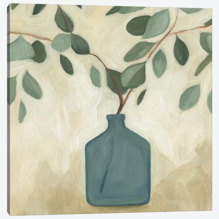 Greenery Still Life IV Canvas Print #EMS115} by Emma Scarvey Art Print