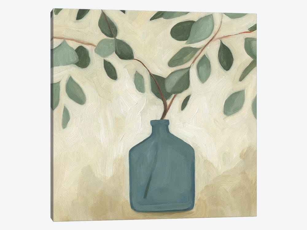 Greenery Still Life IV by Emma Scarvey 1-piece Art Print