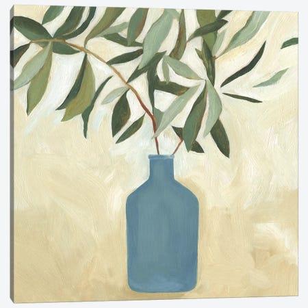 Greenery Still Life V 3-Piece Canvas #EMS116} by Emma Scarvey Canvas Art Print