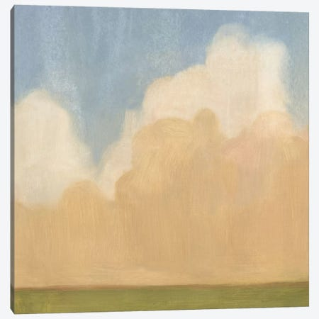 Evening Plane II Canvas Print #EMS12} by Emma Scarvey Canvas Wall Art