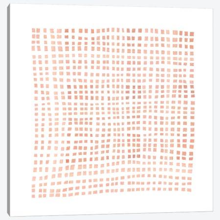 Woven I Canvas Print #EMS172} by Emma Scarvey Canvas Art
