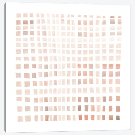 Woven IV Canvas Print #EMS175} by Emma Scarvey Canvas Print