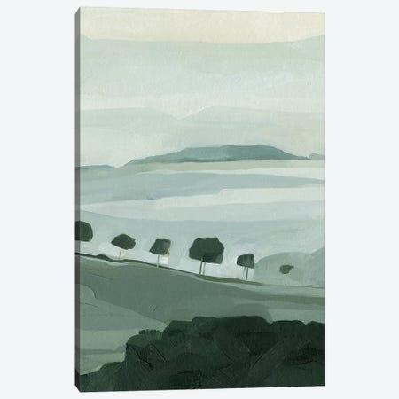 Blue Ridge Fog I Canvas Print #EMS178} by Emma Scarvey Canvas Wall Art
