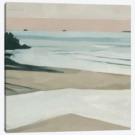 Coastal Lines II Canvas Print #EMS184} by Emma Scarvey Canvas Wall Art