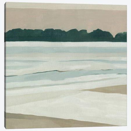 Coastal Lines IV Canvas Print #EMS186} by Emma Scarvey Canvas Wall Art