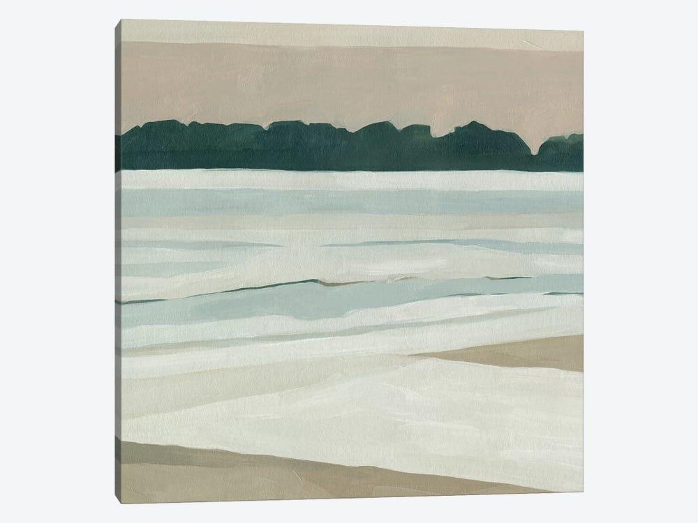 Coastal Lines IV by Emma Scarvey 1-piece Art Print
