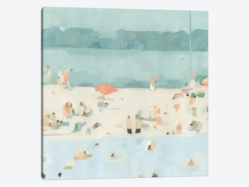 Sea Glass Sandbar II by Emma Scarvey 1-piece Art Print