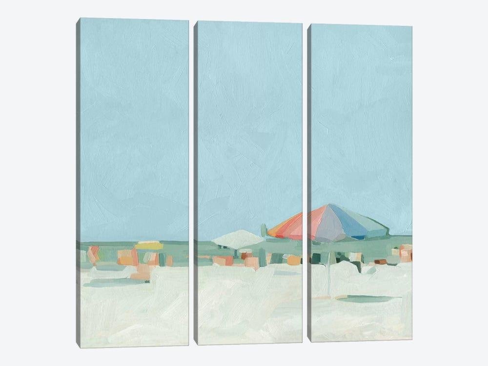 Summer Palette II by Emma Scarvey 3-piece Art Print
