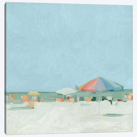 Summer Palette II Canvas Print #EMS199} by Emma Scarvey Canvas Art