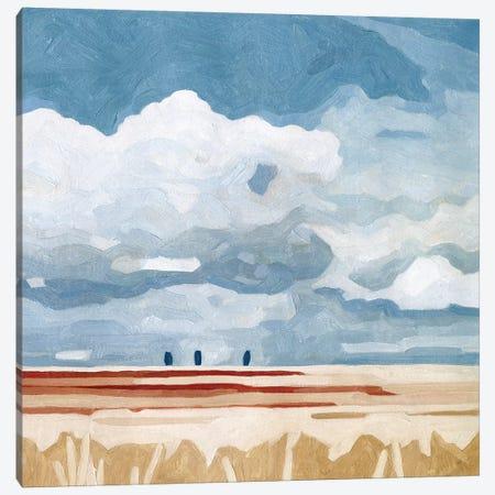 Prairie Landscape I Canvas Print #EMS202} by Emma Scarvey Canvas Wall Art
