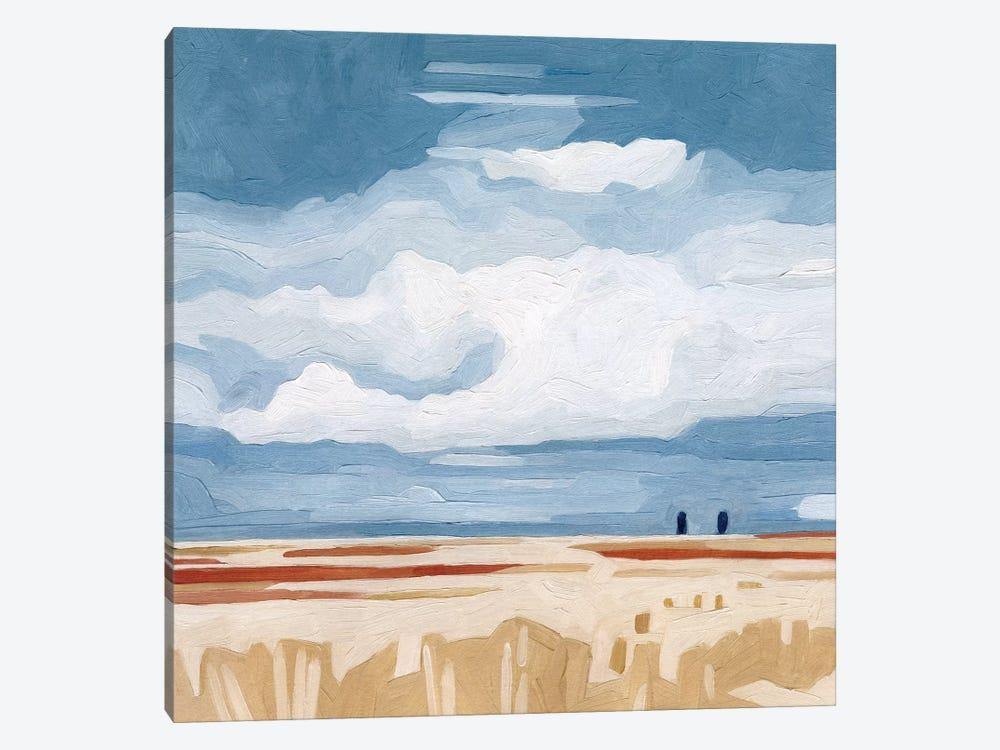 Prairie Landscape II by Emma Scarvey 1-piece Canvas Wall Art