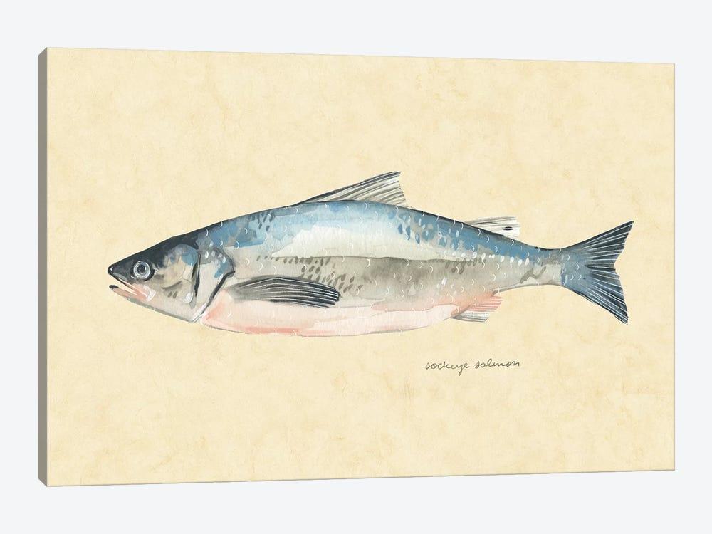 Catch of the Day IV by Emma Scarvey 1-piece Art Print