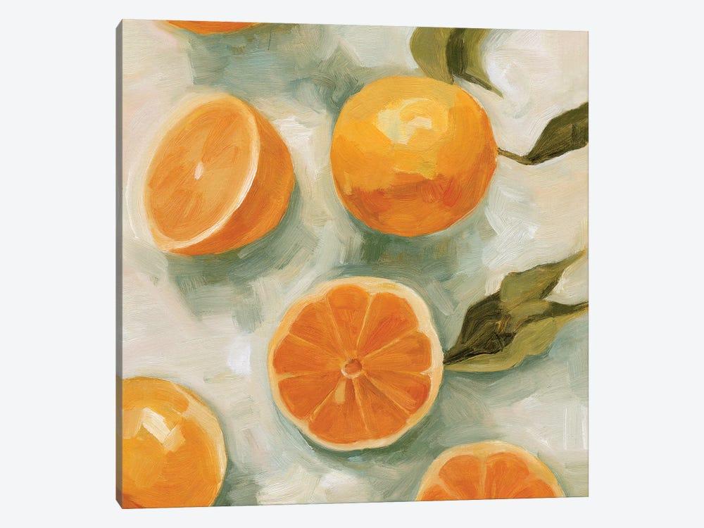 Fresh Citrus I by Emma Scarvey 1-piece Canvas Art