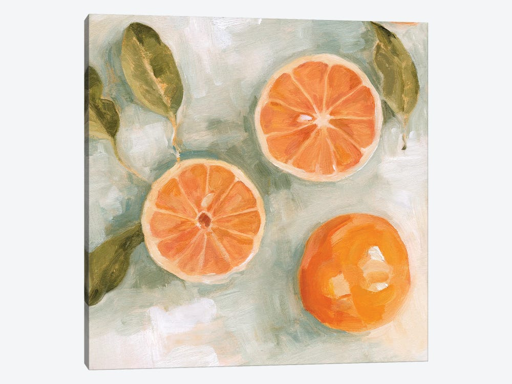 Fresh Citrus II by Emma Scarvey 1-piece Art Print