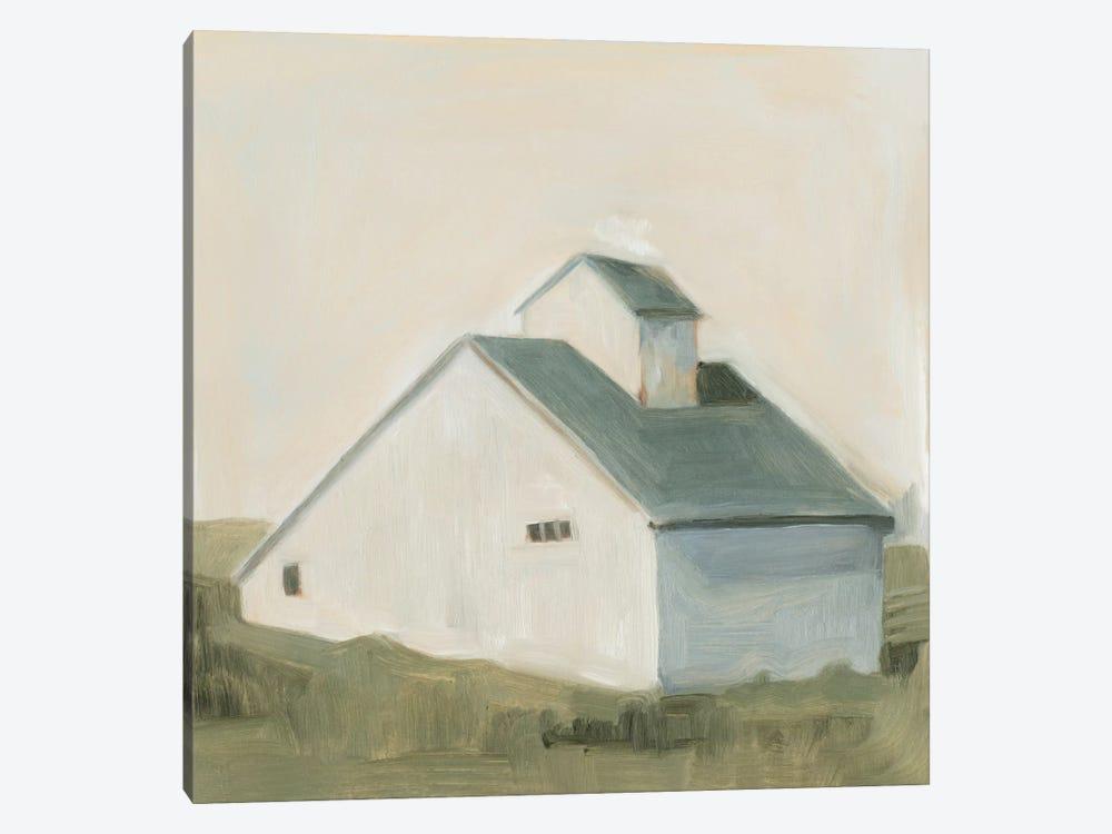 Serene Barn I by Emma Scarvey 1-piece Canvas Wall Art
