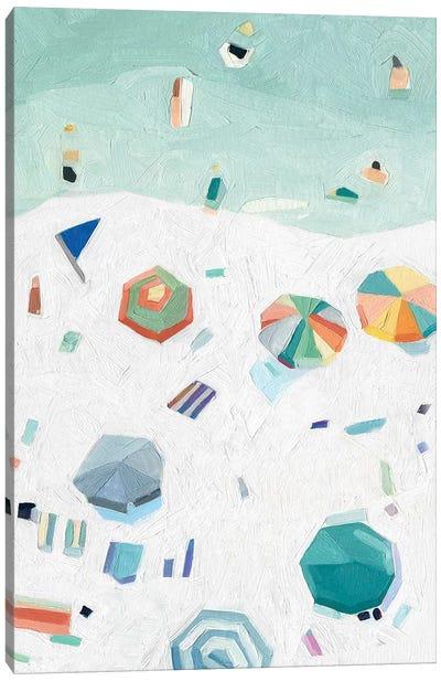 Beach Vista II Canvas Art Print