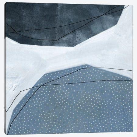 Adjacent Abstraction I Canvas Print #EMS34} by Emma Scarvey Canvas Print