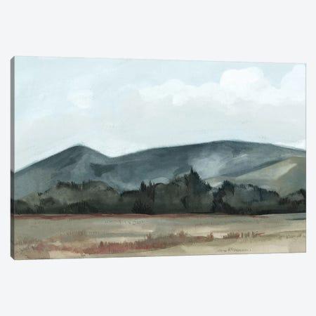 Farmhouse View I Canvas Print #EMS55} by Emma Scarvey Canvas Art Print