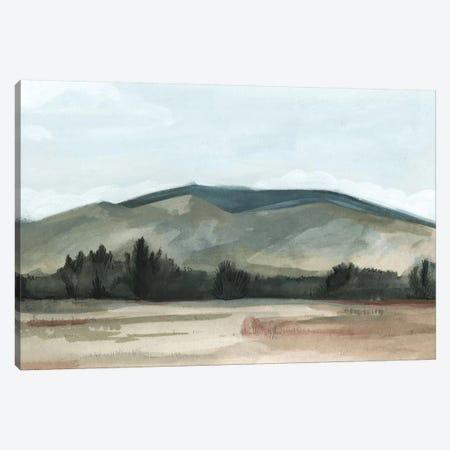 Farmhouse View II Canvas Print #EMS56} by Emma Scarvey Canvas Art Print