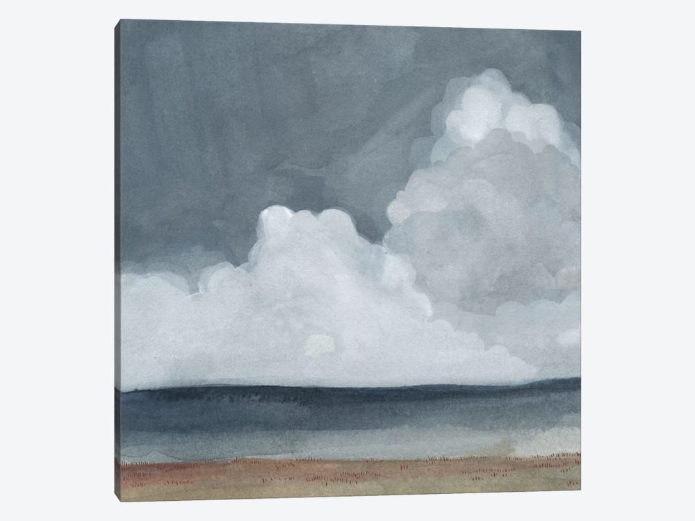 Cloud Landscape I by Emma Scarvey 1-piece Canvas Artwork