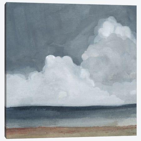 Cloud Landscape I Canvas Print #EMS5} by Emma Scarvey Canvas Print