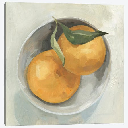 Fruit Bowl II 3-Piece Canvas #EMS60} by Emma Scarvey Canvas Art Print