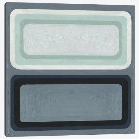 Maritime Color Field II Canvas Print #EMS62} by Emma Scarvey Art Print