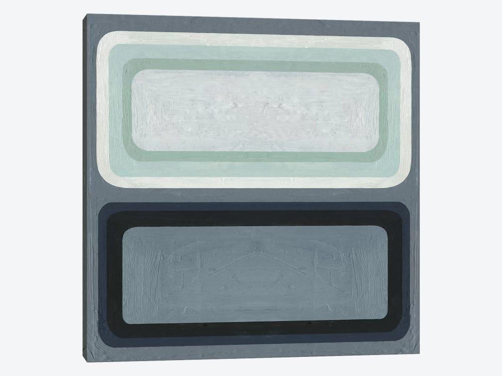 Maritime Color Field II by Emma Scarvey 1-piece Canvas Artwork