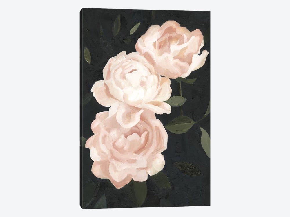 Nighttime Flora III by Emma Scarvey 1-piece Canvas Art Print