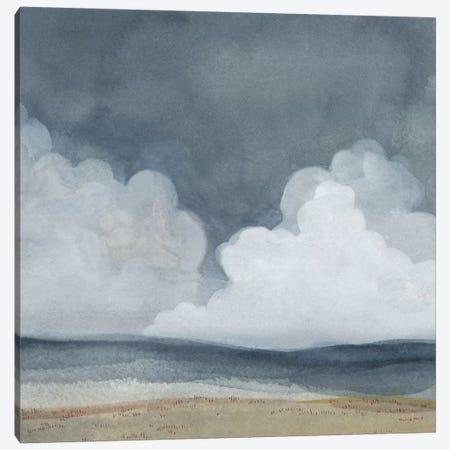 Cloud Landscape II Canvas Print #EMS6} by Emma Scarvey Canvas Art Print