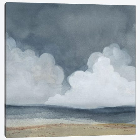 Cloud Landscape II Canvas Print #EMS6} by Emma Scarvey Canvas Art Print