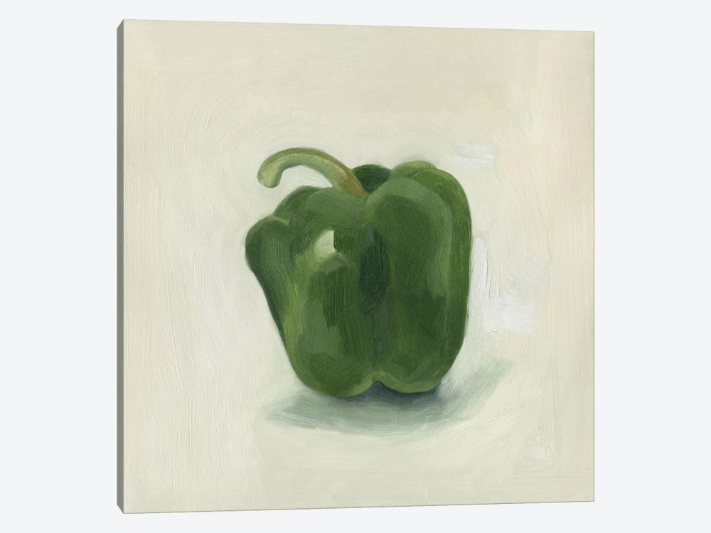Pepper Study II by Emma Scarvey 1-piece Canvas Wall Art