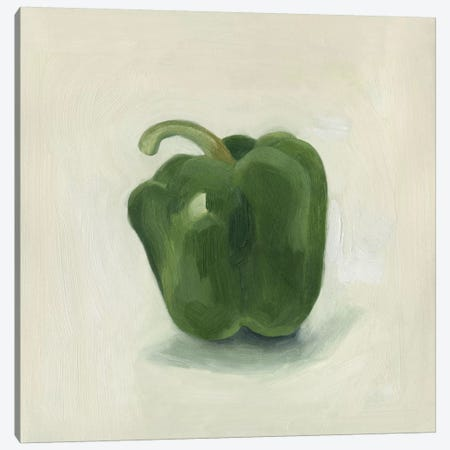 Pepper Study II 3-Piece Canvas #EMS75} by Emma Scarvey Canvas Print